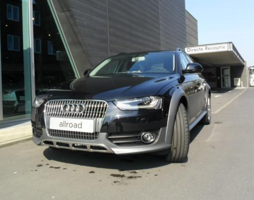 AUDI A4 ALLROAD 2.0 TDI 177 bhp Quattro